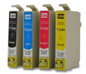 T1293 Compatibel inktpatroon Magenta - 15 ml