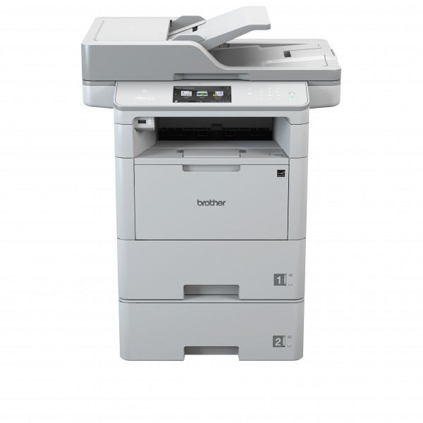 Draadloze printer Brother MFC-L6900DWT - A4 zwart-wit multifunctional