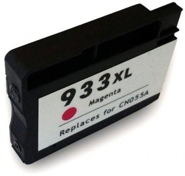 933 compatibel inktpatroon Magenta XL - 16 ml