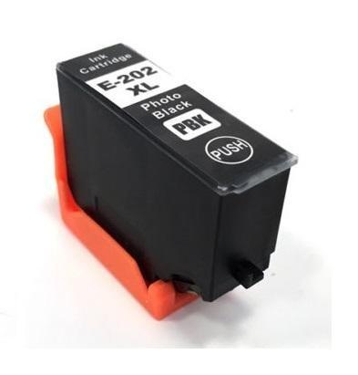 202 Compatibel inktpatronen 202XL Foto Zwart - 13 ml