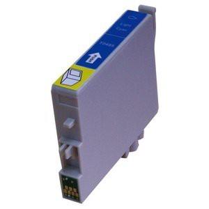T0485 compatibel inktpatroon licht cyaan - 16 ml