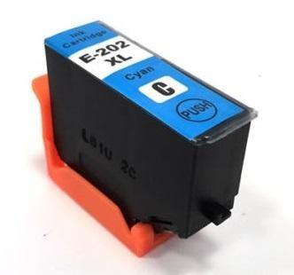 202 Compatibel inktpatronen 202XL Cyaan - 13 ml