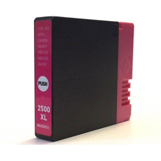 PGI-2500M compatibel inktpatroon magenta - 23,5 ml