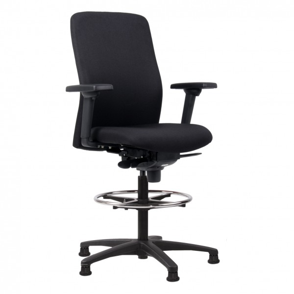 Hoge bureaustoel Katy
