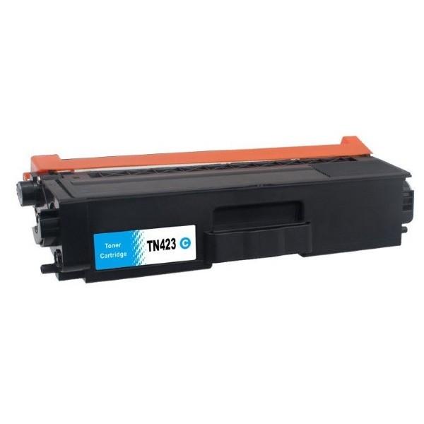 Compatibel toner TN-423 Cyaan