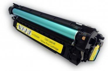 Toner compatibel 648A geel CE262A