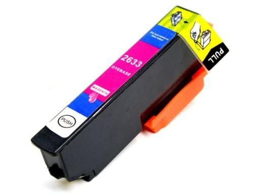 T2633 compatibel inktpatroon 26XL magenta - 10 ml