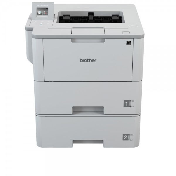 Draadloze printer Brother HL-L6300DWT - A4 zwart-wit laserprinter