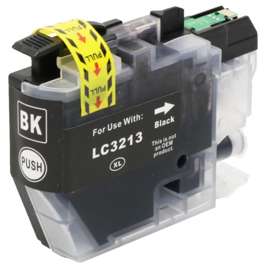 LC3213 XL compatibel inktpatroon - Zwart 15 ml