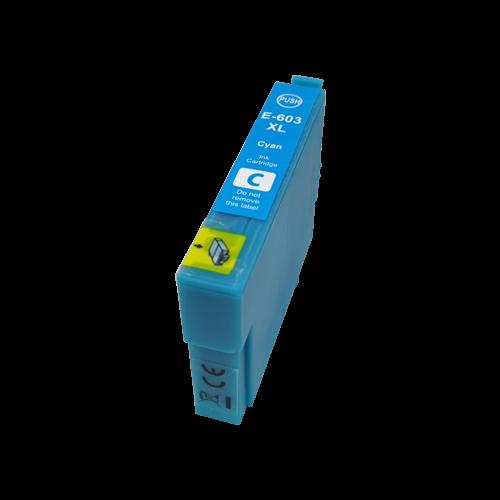 603 Compatibel inktpatroon 603XL Cyaan - 13.5 ml