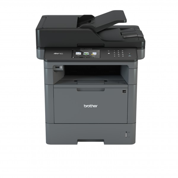 Draadloze printer Brother MFC-L5750DW - A4 zwart-wit multifunctional