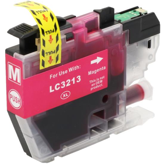 LC3213 XL compatibel inktpatroon Magenta - 10 ml