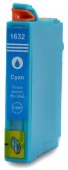 T1632 Compatibel inktpatroon Cyaan 16XL - 10 ml