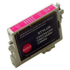 T0443 compatibel inktpatroon magenta - 18 ml