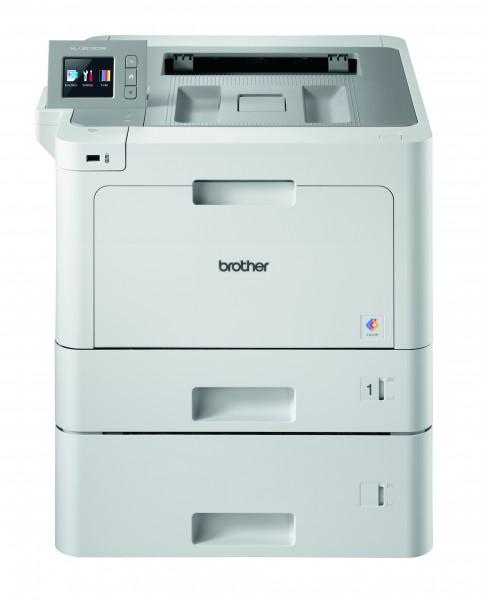 Draadloze printer Brother HL-L9310CDWT - A4 kleuren laserprinter