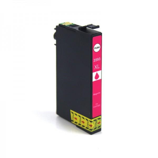 T3593 Compatibel inktpatroon 35XL Magenta - 21 ml