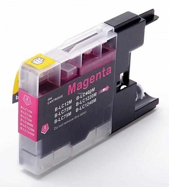 LC1220/1240 compatibel inktpatroon magenta - 10 ml