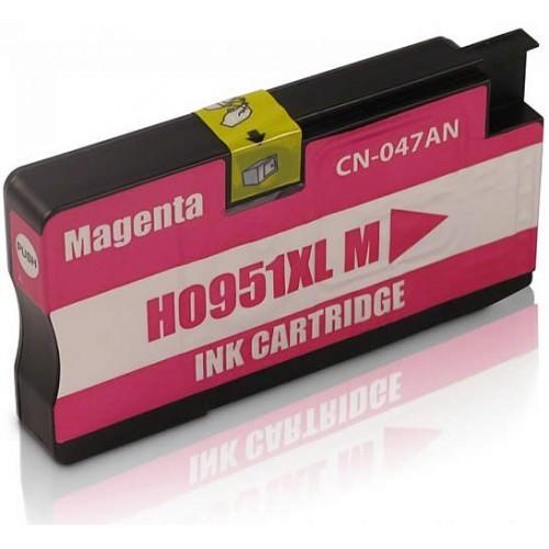 Compatibel - inktpatronen nr.951 XL Magenta - 28 ml