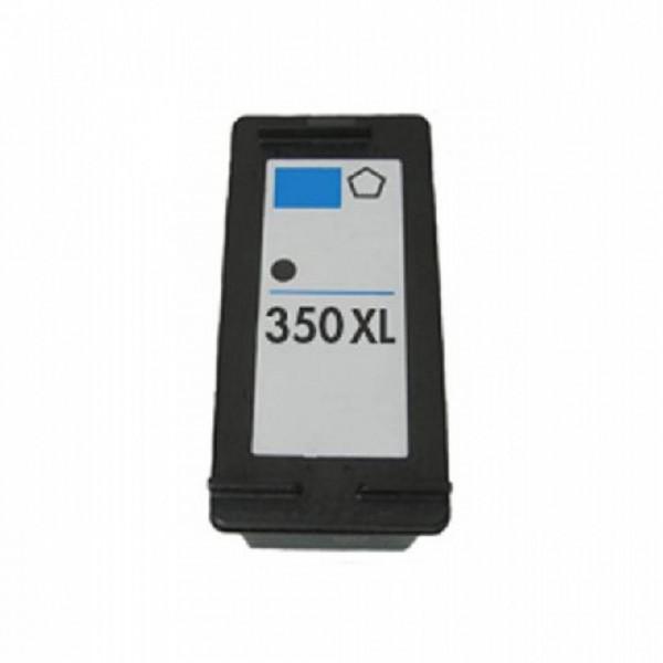 Compatibel inktpatroon nr. 350XL Zwart - 35 ml