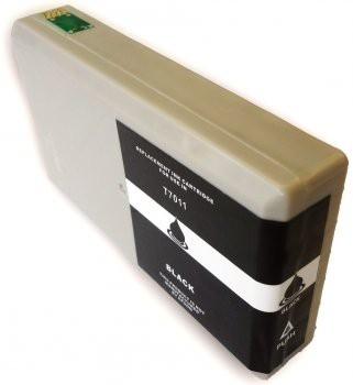 T7011 Compatibel inktpatroon Zwart XL - 72 ml