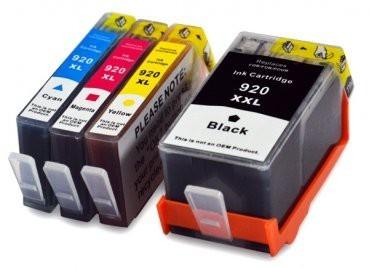 920XL compatibel inktpatronen voordeel set - 4 stuks