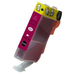 CLI-521M compatibel inktpatroon magenta - 11 ml