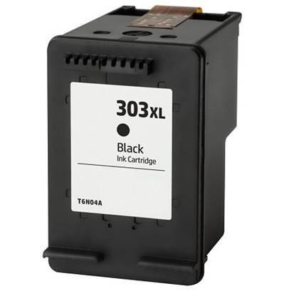 Compatibel inktpatroon nr. 303XL zwart - 18 ml