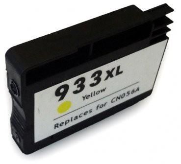 933 compatibel inktpatroon Geel XL - 16 ml