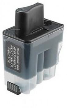 LC900 compatibel inktpatroon Zwart - 25 ml