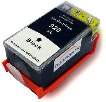 920XL compatibel inktpatroon Zwart - 56 ml