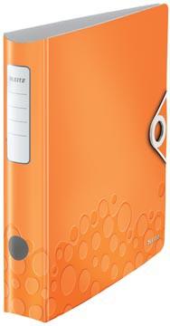 Leitz WOW ordner Active rug van 6,5 cm, oranje