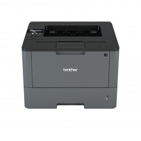 Laserprinter Brother HL-L5100DN - A4 zwart-wit laserprinter