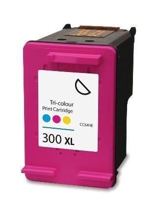 Compatibel inktpatroon nr. 300XL CC644EE Kleur - 21 ml