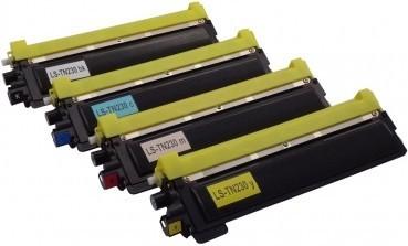Compatibel toners TN-210/TN-230 Voordeel set - 4 stuks