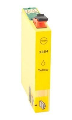 T3364 Compatibel inktpatroon Geel 33XL - 15,5 ml