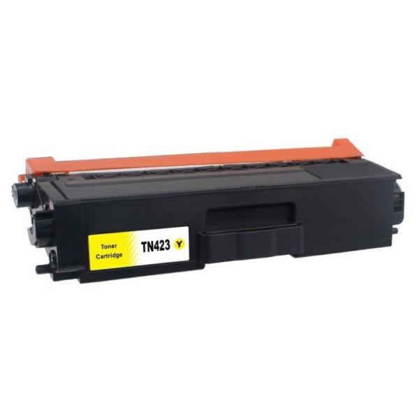 Compatibel toner TN-423 Geel