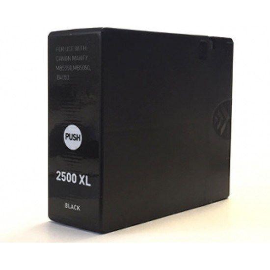 PGI-2500BK Compatibel inktpatroon zwart - 83 ml