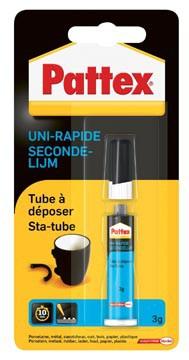 Pattex secondenlijm Sta-Tube