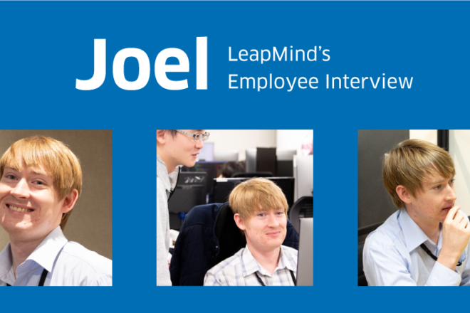 Employee Interview : Researcher