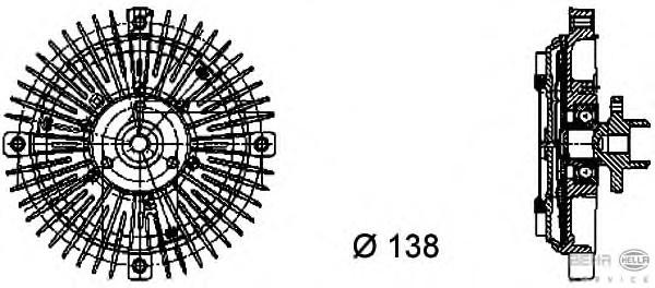 HELLA 8MV 376 732-221