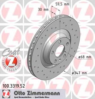 ZIMMERMANN 100.3319.52