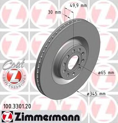 ZIMMERMANN 100.3301.20