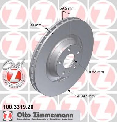 ZIMMERMANN 100.3319.20