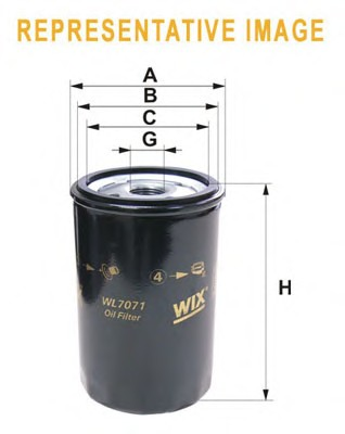 WIX FILTERS WL7071