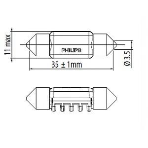 PHILIPS 128584000KX1