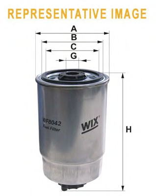 WIX FILTERS WF8238