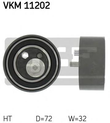 SKF VKM 11202