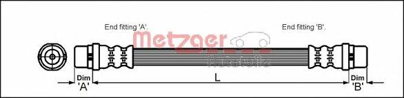 METZGER 4112829