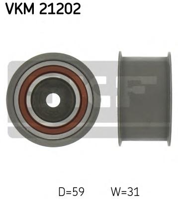 SKF VKM 21202