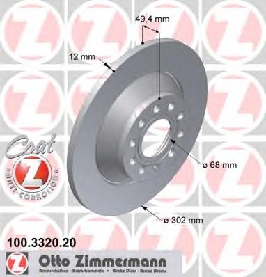 ZIMMERMANN 100.3320.20
